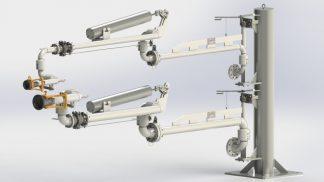 Устройства слива/налива для сжиженных углеводородов