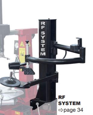 RF- SYSTEM 20100341 Вспомогательное устройство для низкопрофильных шин и PAX System
