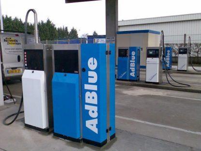 AdBlue в еврокубах на 1000 л.