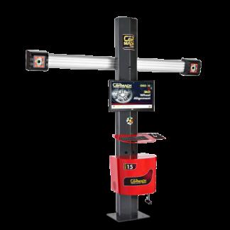 Трехмерный 3D Стенд Колес Для Измерения И Регулировки Углов Установки Колес GEO 15