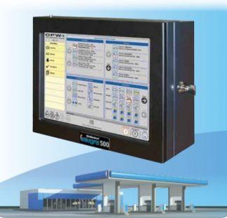 Уровнемеры для контроля и измерения топлива в резервуарах  Уровнемеры OPW (Petro Vend) Контроллер SiteSentinel Integra