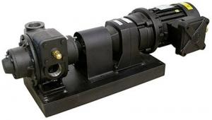 """BDP-500 230/400 VAC · Diesel motor · F2 1/2"""" - Высокопроизводительный роторный лопастной электронасо"""
