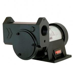 IRON-50 24 VDC - Самовсасывающий роторный лопастной насос для ДТ GESPASA