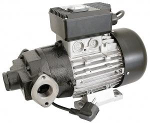 AG-100 230 VAC - Самовсасывающий роторный лопастной электронасос для ДТ
