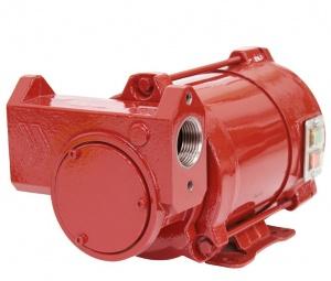 IRON-50 Ex 230 VAC - Самовсасывающий роторный лопастной взрывозащ-й электронасос для бензина