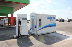 системы хранения и раздачи для жидкости AdBlue