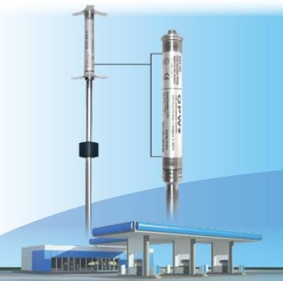 Уровнемеры для контроля и измерения топлива в резервуарах  Уровнемеры OPW (Petro Vend)  Зонд 924B