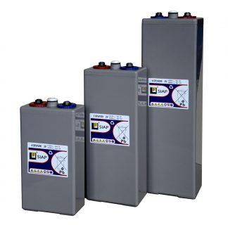 Стационарные аккумуляторные батареи OPzS для солнечных электростанций