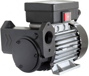 IRON-50 230V AC - Самовсасывающий роторный лопастной электронасос для ДТ